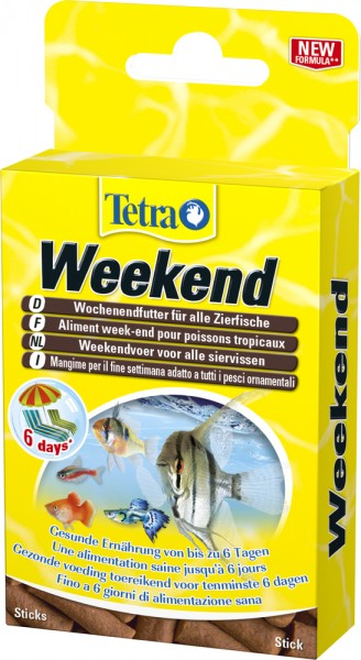 Tetra Weekend 20 St.